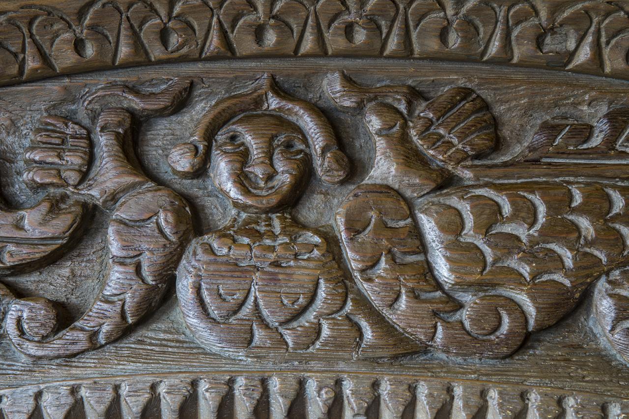 Собрание и реставрация предметов народного искусства